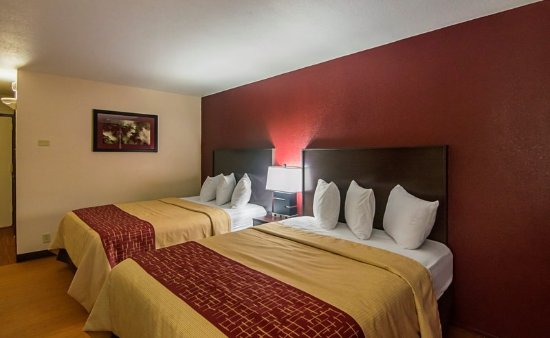 Red Roof Inn & Conference Center Lubbock: Guest room