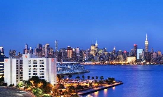 Sheraton Lincoln Harbor Hotel Weehawken Nj Otel