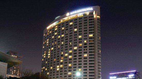 首爾世貿中心洲際酒店照片