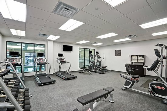 Christiansburg, VA: Health club