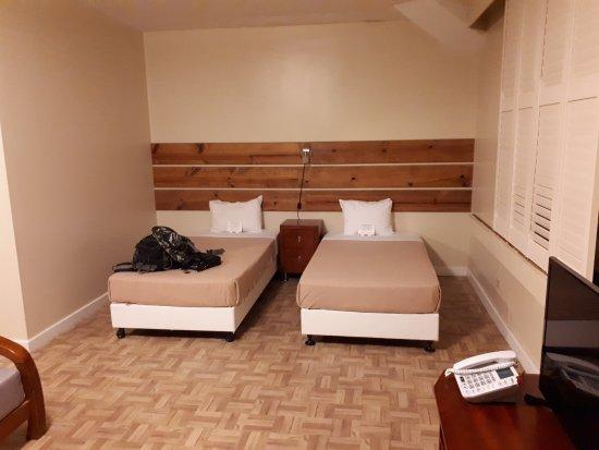Garden Villa Hotel: 4베드인 가족룸