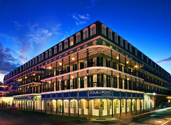 Four Points By Sheraton French Quarter Hotel