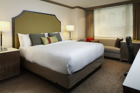 InterContinental Chicago Magnificent Mile: Guest room