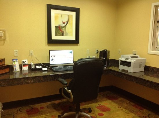 Anderson, SC: Business center