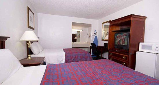 Red Roof Inn Amarillo Airport/Downtown: Guest room