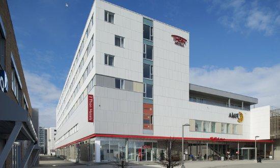 Thon Hotel Alta: Exterior