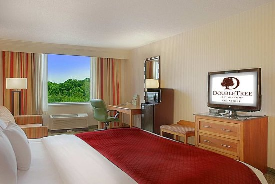 Doubletree by Hilton Hotel Annapolis: Guest room