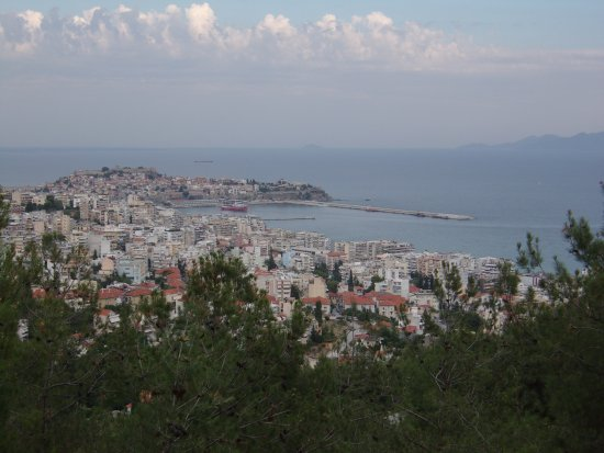 Kavala, Greece - part of our 9-day Bulgaria & Greece vacation with Easy Bulgaria Travel