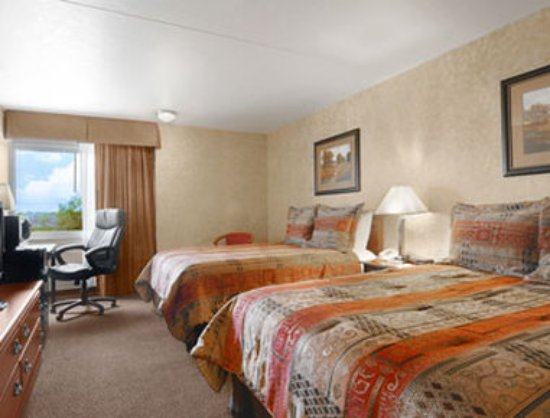 Marshall, MN: Guest room