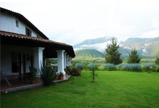 Villa Cantabria: Exterior