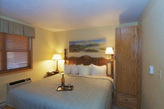 Egg Harbor, WI: Guest room