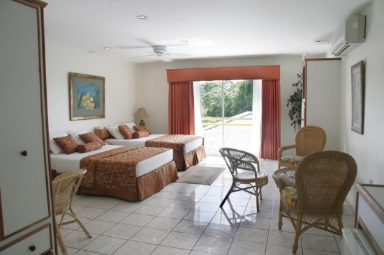 Trade Winds Hotel: Guest room