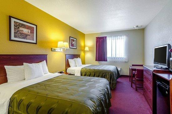 Park City, KS: Guest room