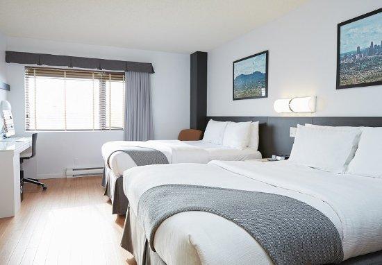 ホテル ドーフィン モントリオール ロングイユ