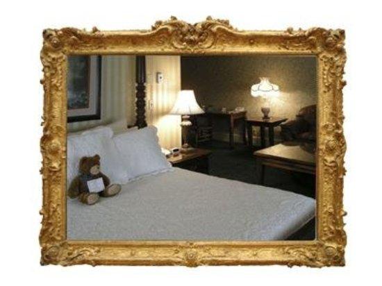 General Palmer Hotel: Guest room