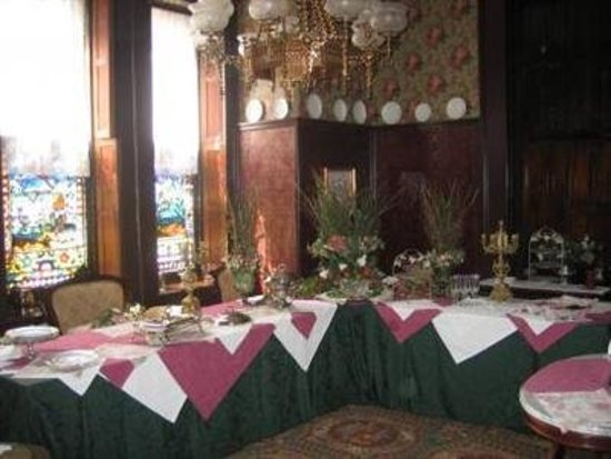 Harry Packer Mansion Inn: Lobby
