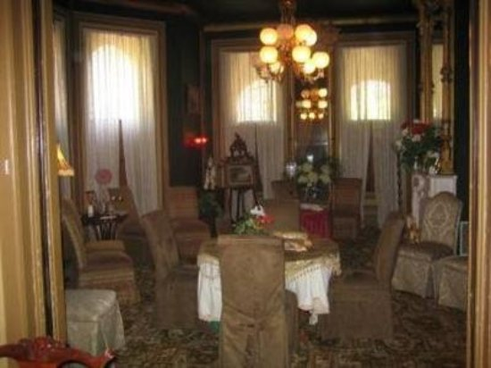 Harry Packer Mansion Inn: Bar/Lounge