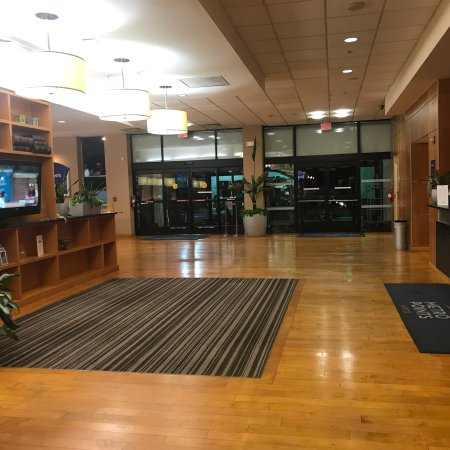 New Carrollton, MD: Metro Points Hotel - Washington North