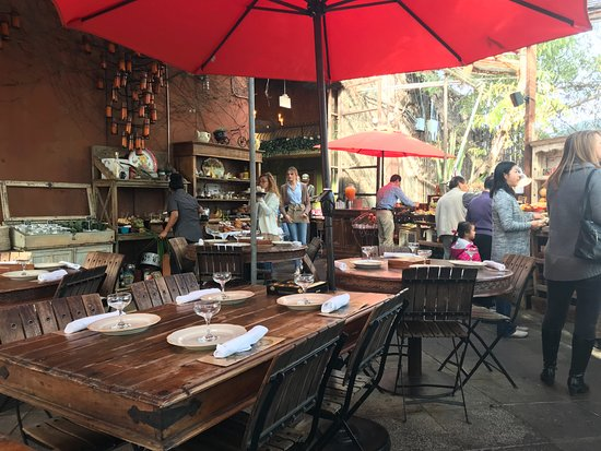 Habana Restaurant and Bar: brunch