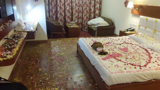 Gem Park-Ooty: room decoration