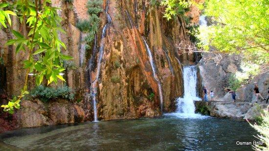 Gunpinar Selalesi: Günpınar Şelalesi gölü