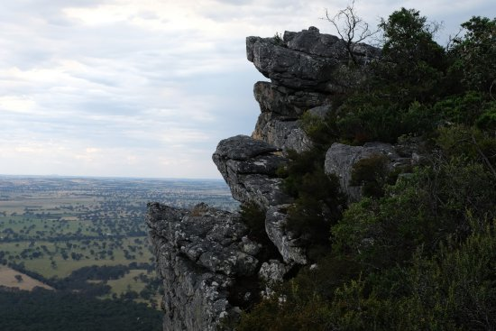 Dunkeld, Austrália: Rocky outcrop