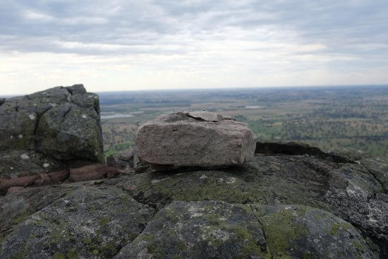 Dunkeld, Australia: The peak!