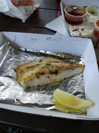 Peter's Fish Market: mahi mahi