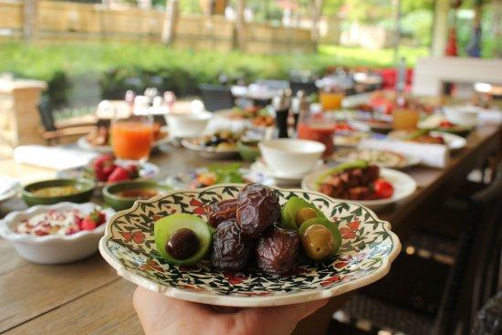 34 Restaurant: Ramazan iftar menüsü