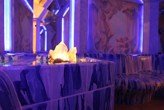 Hotel Steiner: Bergkristallgrotte zum Genießen