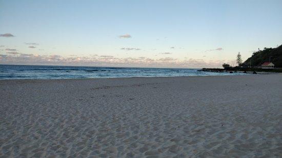 Coolangatta Beach: Beach 7