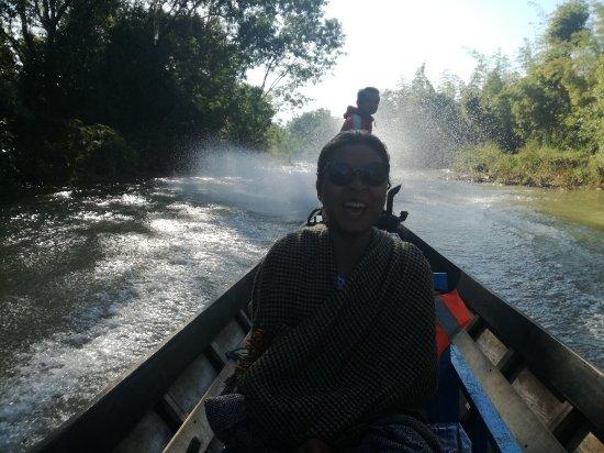 Phyu Phyu Trekking Photo