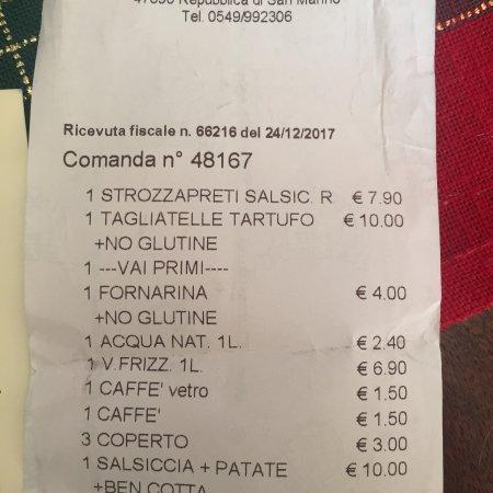 Ristorante-Bar Spingarda Photo
