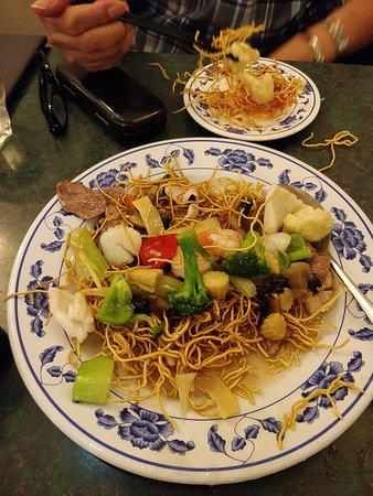 The Vietnamese: chow mein