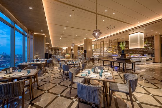 Pan Pacific Yangon: Saan Restaurant-All day dining restaurant offering a wide range of international cuisine