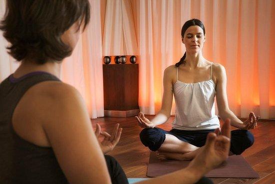 Hotel Steiner: Wöchentlich Yogakurse in der Kuscheloase