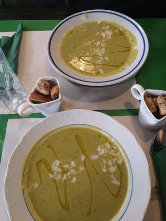 Bistro Pesto: מרק אפונה נפלא - Great pea soup