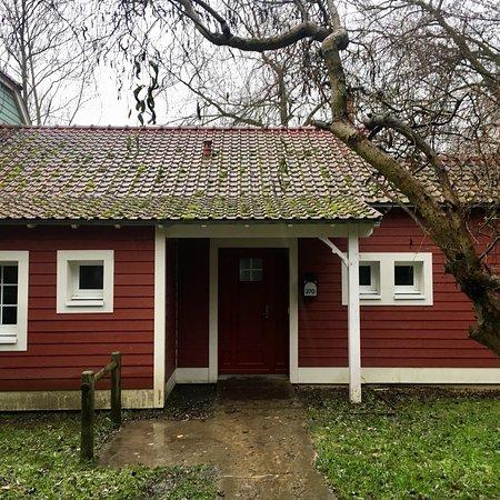 Center Parcs Le Lac d'Ailette: Cottage VIP
