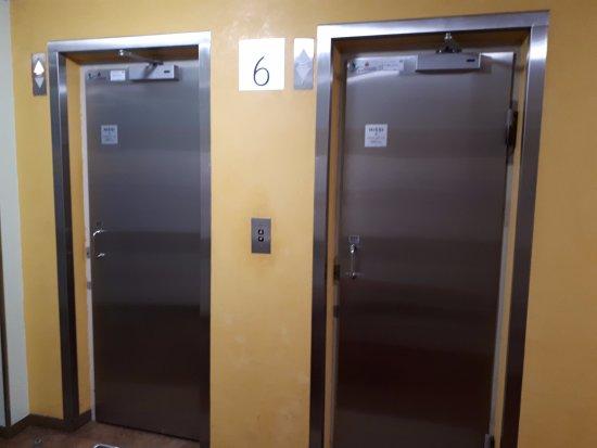 Arthur Hotel: За стальными дверями - лифты