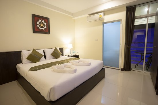 The Elegant Patong Hotel: Standard Double Room