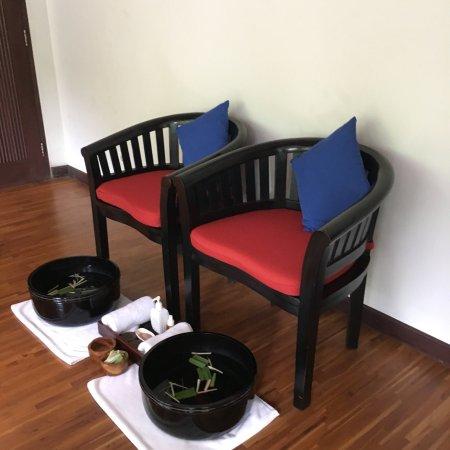 Spa at The Samaya Ubud Photo