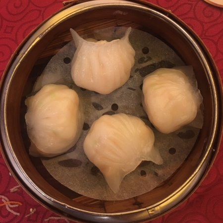 Hoi Yat Heen (North Point): The menu and the Chinese dumplings