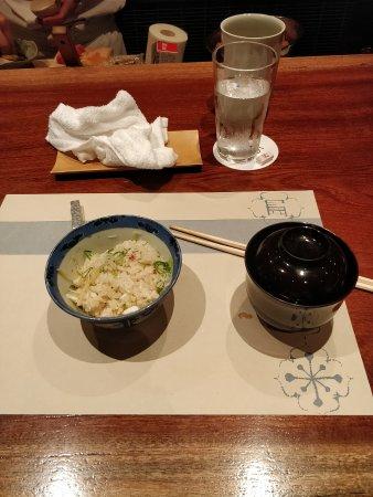 Ginza Maru: claypot rice