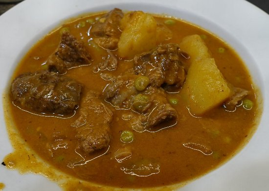 Bar Pinotxo: Beef cheek stew