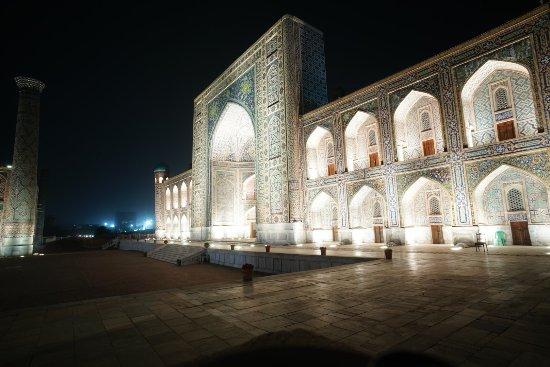 Tillya Kori Madrasah Photo