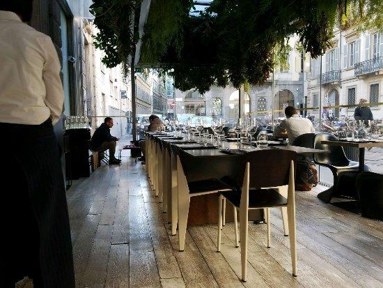 Cafe Trussardi: Trussardi