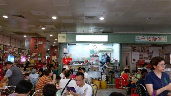 Tung Kee Shanghai Noodle: 大埔 東記豬扒麵
