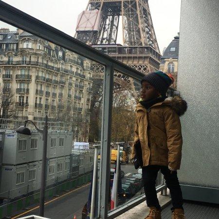 Pullman Paris Tour Eiffel Photo