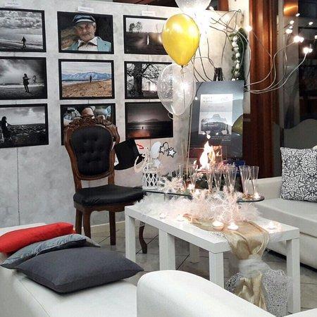 Caffe Domizia: Un angolo per gli eventi ...