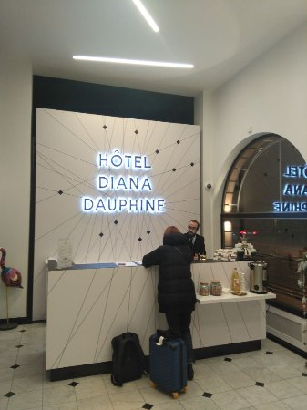 Diana Dauphine: Комфортно.